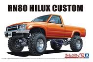 Aoshima  1/24 1995 Toyota Hilux RB80 Long Bed Custom Pickup Truck AOS58022