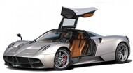 Aoshima  1/24 2012 Pagani Huayra Italian 2-Door Sports Car AOS58060