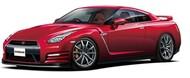 Aoshima  1/24 2014 Nissan R35 GT-R Pure Edition 2-Door Car AOS58572