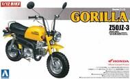 Aoshima  1/12 Honda Gorilla Z50JZ3 Custom Takegawa Version 2 Motorbike - Pre-Order Item AOS58718