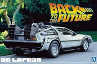 DeLorean Car Hook Type Back to the Future I w/Opening Doors & Engine Details - Pre-Order Item #AOS59166