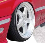 K-Break Hybreed Fivesta 18 Tire & Wheel Set (4) #AOS61121