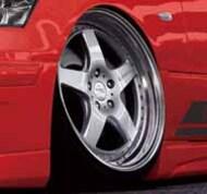 K-Break Hybreed Fivesta 20 Tire & Wheel Set (4) #AOS61138