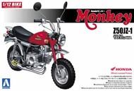 Aoshima  1/12 1978 Honda Monkey Z50JZ1 Custom Takegawa Ver2 Dirt Bike AOS61558