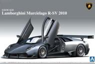 Aoshima  1/24 2010 Lamborghini Murcielago R-SV Sports Car - Pre-Order Item AOS7105