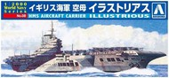 Aoshima  1/2000 HMS Illustrious Aircraft Carrier AOS9390