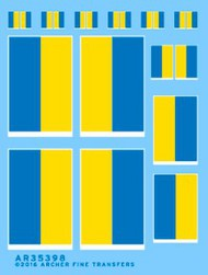 Archer Fine Transfers  1/35 Ukrainian Flags AFT35398