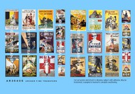 Archer Fine Transfers  1/35 US WWI Propaganda Posters (28) AFT35405