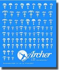 Archer Fine Transfers  1/48 Afrika Korps Insignias AFT49010W