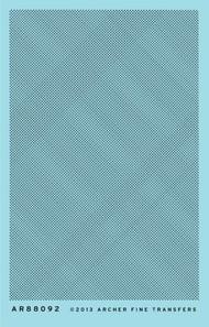 Archer Fine Transfers  O Surface Details: O Walkway Diamond Treadplate AFT88092