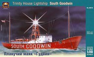 ARK Models  1/110 Trinity House South Goodwin British Lightship AKM40010