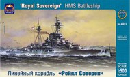 ARK Models  1/500 HMS Royal Sovereign Battleship AKM40013