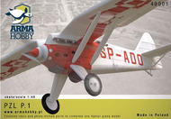 Arma Hobby  1/48 POLISH PZL.1 FIGHTER 1:48 RESIN AH49001