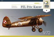 PZL P.11c 'Kresy' Model Kit #AHY70017