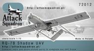 """USAF MQ-7B """"SHADOW"""" Drone Kit AHY72012"""