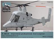 "Arma Hobby  1/72 KAMAN ""K-MAX"" HELICOPTER KIT AHY72015"