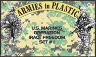 Armies in Plastic   N/A Us Marines Iraqi Freedom- Net Pricing AIN5578