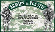 Armies in Plastic   N/A Us Peaceheeping Forces #2- Net Pricing AIN5581