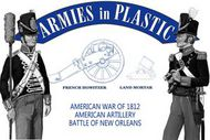 Armies in Plastic   N/A Battle of New Orleans- Net Pricing AIN5604