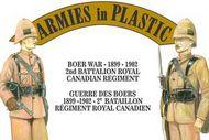Armies in Plastic  1/32 Boer War 1899-02 Royal Canadian 2nd Battalion Regiment (20) (D)<!-- _Disc_ --> AIN5606