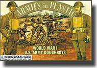 Armies in Plastic  1/32 World War I US Army Doughboys - Net Pricing AIN5401