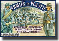 Armies in Plastic  1/32 World War I French Army in Horizon Blue- Net Pricing AIN5403