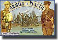Armies in Plastic  1/32 World War I British Army in Steel Helmets- Net Pricing AIN5406