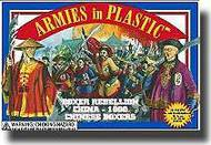 Armies in Plastic  1/32 Boxer Rebellion China 1900 Boxers- Net Pricing AIN5413