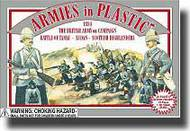 Armies in Plastic  1/32 Egypt & Sudan 1884 Battle of Tamai Scottish Highlanders - Net Pricing AIN5417
