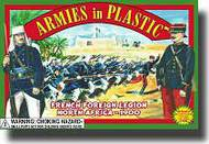 Armies in Plastic  1/32 French Foreign Legion 1900 North Africa Infantry- Net Pricing AIN5418