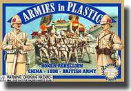 Armies in Plastic  1/32 Boxer Rebellion China 1900 British Army- Net Pricing AIN5420