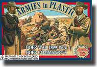Armies in Plastic  1/32 Boer War 1899-1902 Boer Commandos- Net Pricing AIN5424
