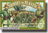 Armies in Plastic  1/32 World War I German Army Pickelhaube Helmet- Net Pricing AIN5425
