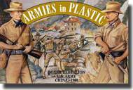 Armies in Plastic  1/32 Boxer Rebellion China 1900 US Army w/Kreg Rifles- Net Pricing AIN5509