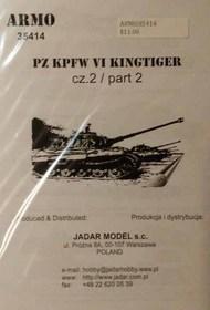 Armo  1/35 Pz.Kpfw.VI Kingtiger vol.2 ARMO35414