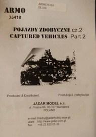 Armo  1/35 Captured Vehicles vol.2 ARMO35418