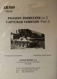 Armo  1/35 Captured Vehicles part 3 (In German svc) ARMO35419