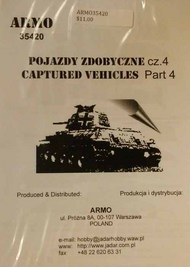 Armo  1/35 Captured Vehicles part 4 (In German svc) ARMO35420