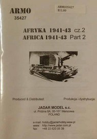 Armo  1/35 Africa 1941-43 part 2 ARMO35427