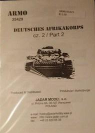 Armo  1/35 Deutsches Afrika Korps part 2 ARMO35429