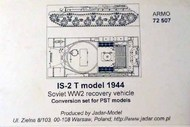 Armo  1/72 JS-2T Model 1944 ARMO72507