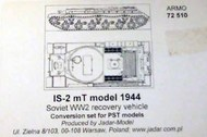 Armo  1/72 JS-2mT Model 1944 ARMO72510