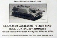 Armo  1/72 Sd.Kfz.162 Jagdpanzer IV Null serie (HAS ARMO72532