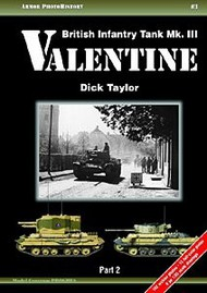 Armor PhotoGallery   N/A Armor Photo History 3: British Infantry Tank Mk III Valentine Pt.2 APG1003
