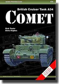 British Cruiser Tank A34 Comet #APG20