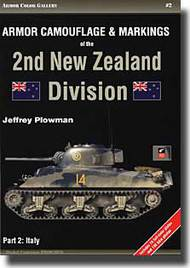 Camouflage & Markings: 2nd New Zealand Division #2 #APGC02