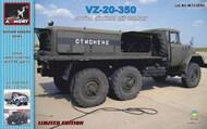VZ-20-350 Soviet modern airfield air tanker #ARM72304B