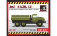 Armory  1/144 ZiL-131 modern cargo truck ARY14801