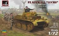 Pz.Kpfw.II Ausf.L Luchs w/PE #ARY72003