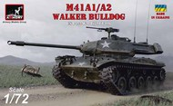 M41A1/A2 Walker Bulldog U.S. post-war Light tank #ARY72412